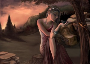 Perséfone ou Proserpina