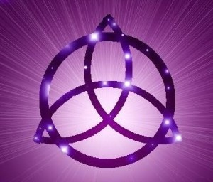 Wicca Triskle